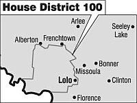 House District 100