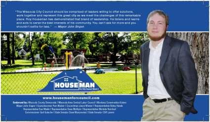 Roy Houseman 2009