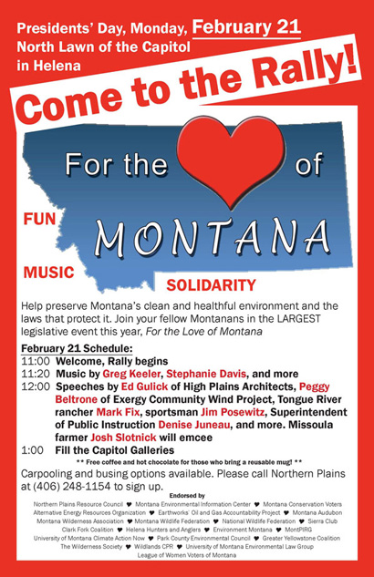 for the love of montana